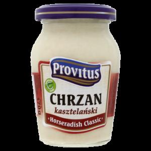Provitus Chrzan kasztelański 170 g
