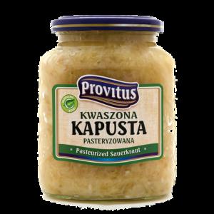 Provitus Kapusta kwaszona pasteryzowana 720 ml