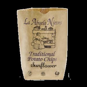 La Abuela Nieves - tradycyjne hiszpańskie chipsy solone