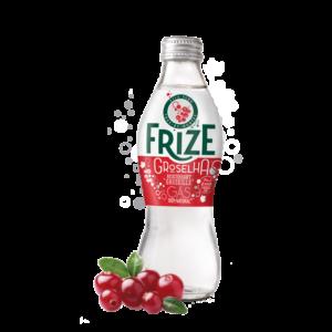 FRIZE Woda o smaku czerwonej porzeczki 0,25l