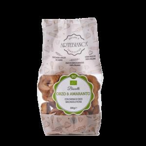Ciastka Jęczmień&Amarantus | Artebianca