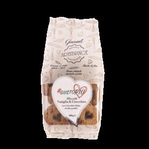 Ciastka wanilia i czekolada | Artebianca