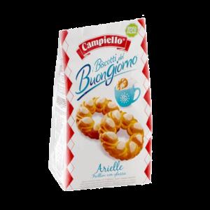 Ciasteczka zdobione - Arielle | Campiello