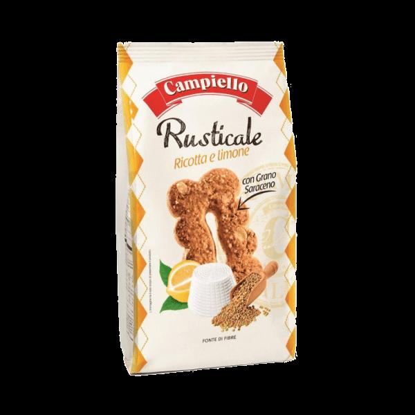 Ciasteczka z ricottą i cytryną | Campiello