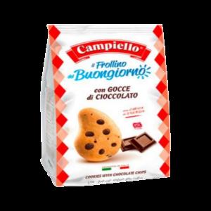Ciasteczka śniadaniowe z czekoladą | Campiello