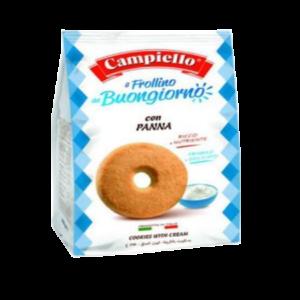 Ciasteczka śniadaniowe ze śmietanką | Campiello