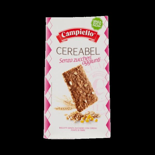 Ciasteczka wielozbożowe bez cukru   Campiello