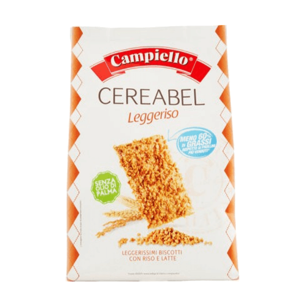 Ciasteczka z ryżem | Campiello