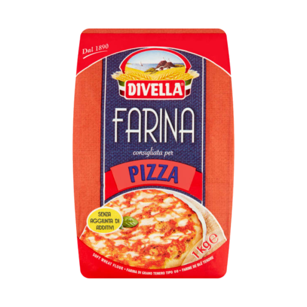 "Mąka do pizzy ""00"" 1kg | Divella"