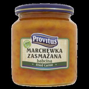 Marchewka zasmażana babcina 520ml | Provitus