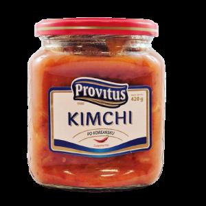 Kapusta Kimchi Provitus